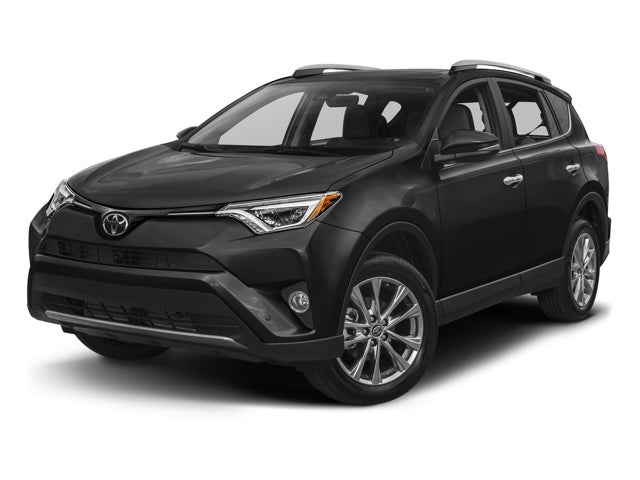 2017 Toyota Rav4 Limited In Baltimore Md Jerry S Mitsubishi