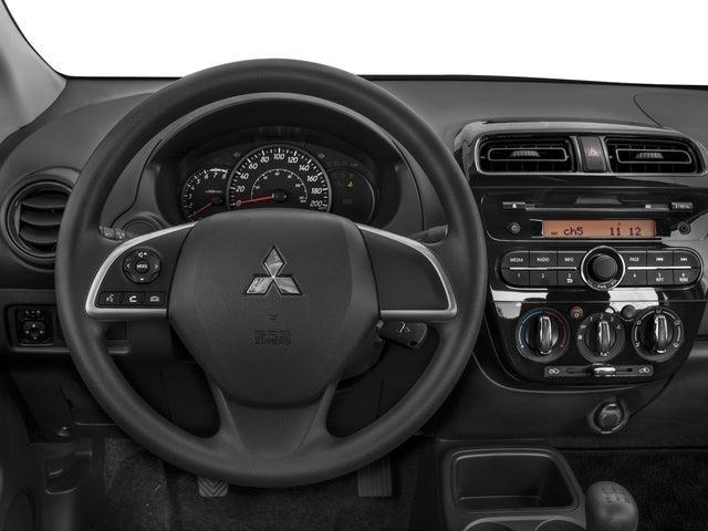 2018 Mitsubishi Mirage G4 Se Cvt Baltimore Md Perry Hall White