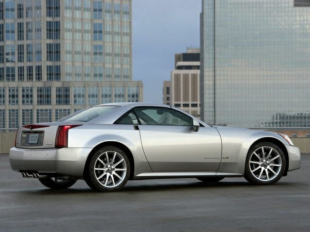 2006 Cadillac XLR-V Base Convertible Supercharged Baltimore MD ...