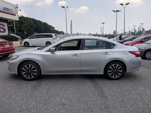2017 Nissan Altima 2 5 Sv In Baltimore Md Jerry S Mitsubishi