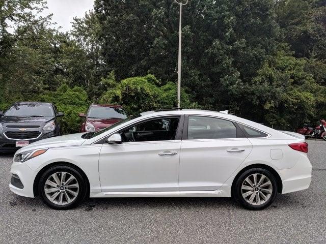 2017 Hyundai Sonata Sport In Baltimore Md Jerry S Mitsubishi