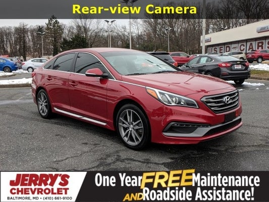 2017 Hyundai Sonata Sport In Baltimore Md Jerry S Mitsubishi