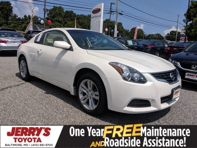 2013 Nissan Altima 25 S Baltimore Md Perry Hall White Marsh