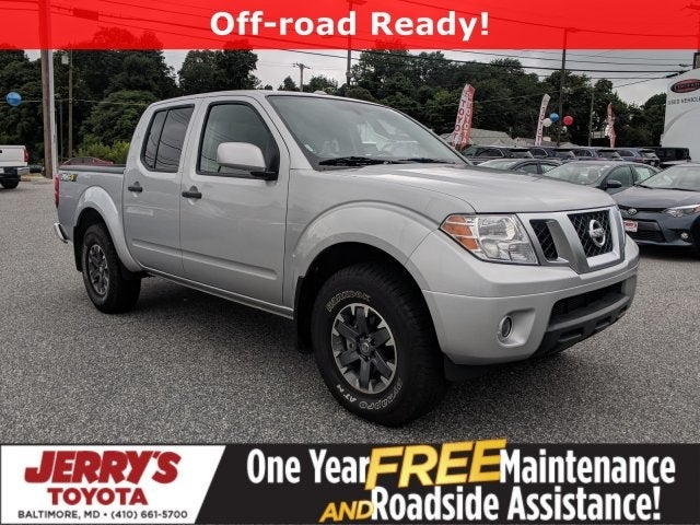 2018 Nissan Frontier PRO 4X In Baltimore, MD   Jerryu0027s Mitsubishi