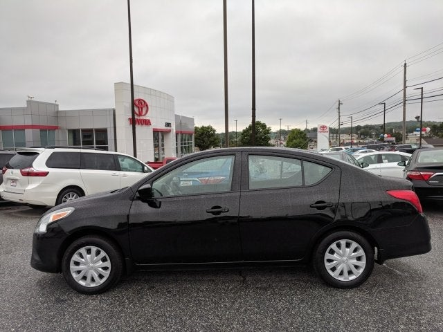 2017 Nissan Versa Sedan S In Baltimore, MD   Jerryu0027s Mitsubishi