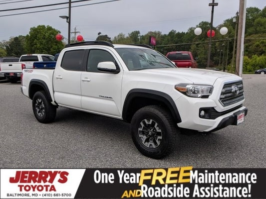 2017 Toyota Tacoma Trd Off Road In Baltimore Md Jerry S Mitsubishi