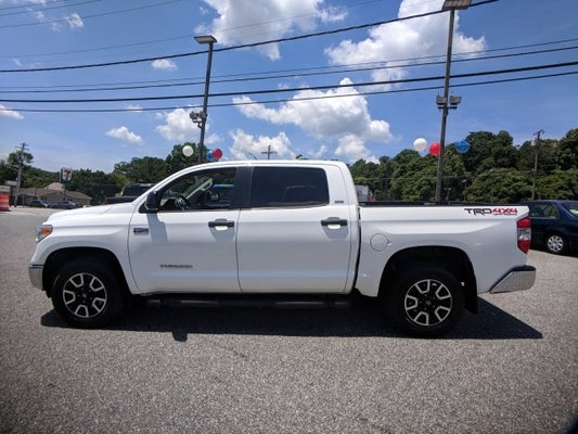 2016 Toyota Tundra 4wd Truck Sr5 In Baltimore Md Jerry S Mitsubishi